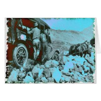 Vintage 006 card
