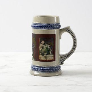 Vintage 025 coffee mugs