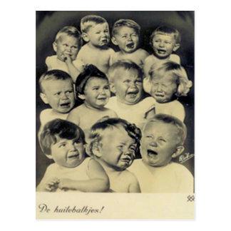 Vintage 10 tarjetas postales