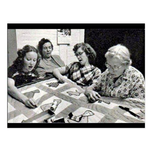 Vintage 11 tarjetas postales