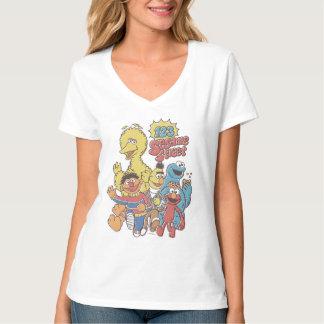 Vintage 123 Sesame Street 2 Tee Shirt