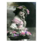 Vintage 12 post card