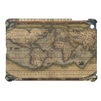 Vintage 1570 Old World Map iPad Mini Case