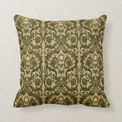 Vintage 16th Century Italianate Pillow