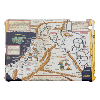 Vintage 16th Century Map Of The Middle East Cover For The iPad Mini