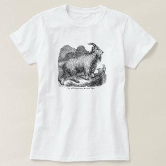 Vintage 1800s Goats American Rocky Mountain Goat T-Shirt