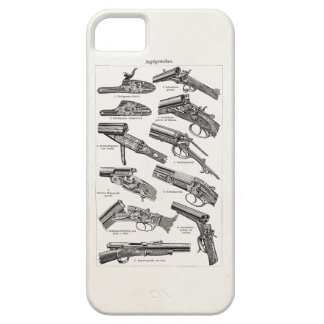 Vintage 1800s Shotgun Antique Shot Guns Old Rifles iPhone SE/5/5s Case