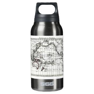 Vintage 1806 Map - Australasie et Polynesie 10 Oz Insulated SIGG Thermos Water Bottle