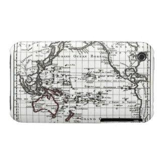 Vintage 1806 Map - Australasie et Polynesie iPhone 3 Case