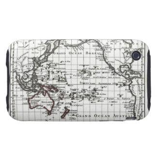 Vintage 1806 Map - Australasie et Polynesie iPhone 3 Tough Case