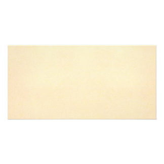 Vintage 1817 Parchment Paper Template Blank Photo Card