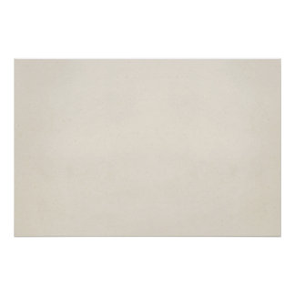 Vintage 1817 Parchment Paper Template Blank Poster