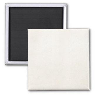 Vintage 1850 Parchment Paper Template Blank 2 Inch Square Magnet