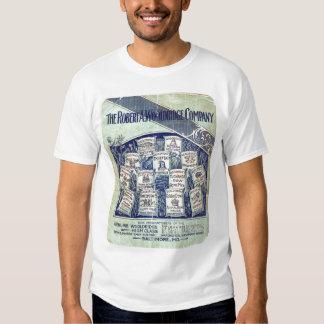 Vintage 1898 Fertilizer Ad Shirt