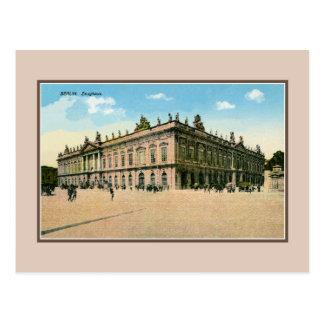 Vintage 1900s Berlin Old Arsenal (Zeughaus) Postcard