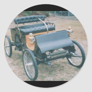vintage 1903 sticker