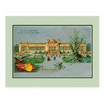 Vintage  1904 Official Souvenir St. Louis fair Postcard