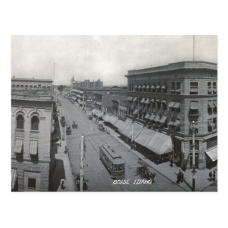 Vintage 1905 de C Boise Idaho Postal