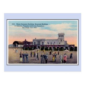 Vintage 1915 Panama California Expo San Diego 13 Postcard
