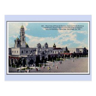 Vintage 1915 Panama California Expo San Diego 15 Postcard