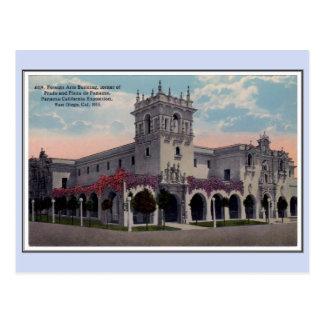 Vintage 1915 Panama California Expo San Diego 19 Postcard