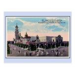 Vintage 1915 Panama California Expo San Diego 20 Post Cards