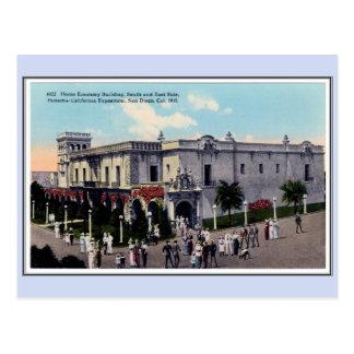 Vintage 1915 Panama California Expo San Diego 22 Postcard