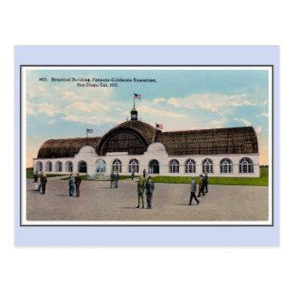 Vintage 1915 Panama California Expo San Diego 23 Postcard