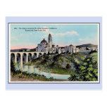 Vintage 1915 Panama California Expo San Diego 4 Postcard