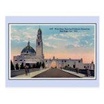 Vintage 1915 Panama California Expo San Diego 7 Postcard