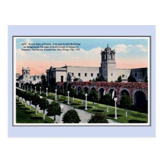 Vintage 1915 Panama California Expo San Diego 9 Postcard