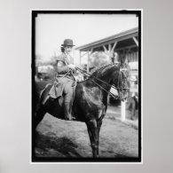 Vintage 1916 Horse Show Photo Posters