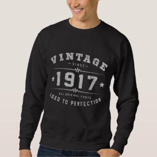 Vintage 1917 Birthday Sweatshirt