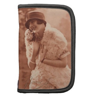 Vintage 1920s Flapper Girl Organizers