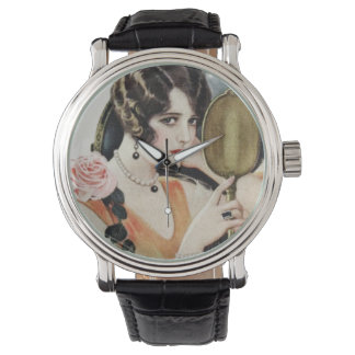 Vintage 1920s Woman Wrist Watch