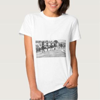 Vintage 1922 de los chicas del encanto de la polera