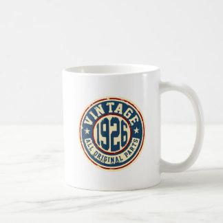 Vintage 1926 All Original Parts Coffee Mug