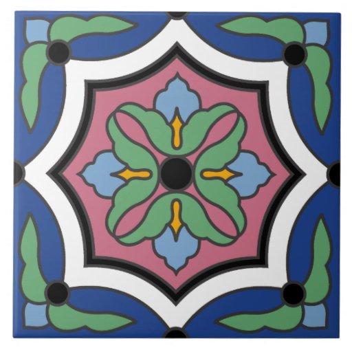 Vintage 1930s Catalina Island Wrigley Tile