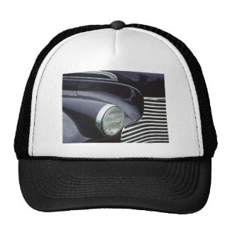 Vintage 1930s Classic Car Grill Photo Trucker Hat