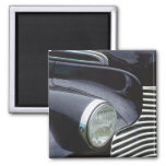 Vintage 1930s Classic Car Grill Photo Fridge Magnets