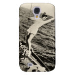 Vintage 1930s Film Star Pinup Galaxy S4 Cover