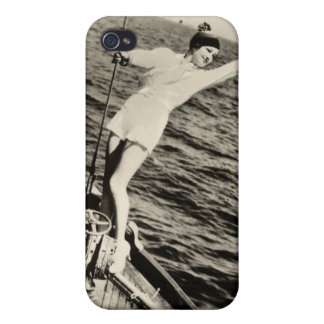 Vintage 1930s Film Star Pinup iPhone 4 Cases