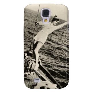 Vintage 1930s Film Star Pinup Samsung Galaxy S4 Case