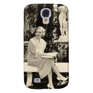 Vintage 1930s Film Star Pinup Samsung Galaxy S4 Cover
