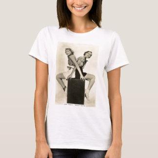 Vintage 1930s Film Star Pinup T-Shirt