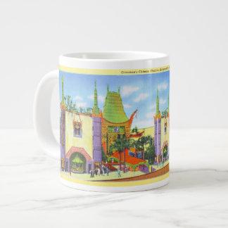 Vintage 1931 Grauman's Chinese Theater Large Coffee Mug