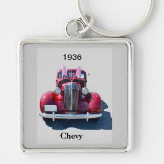Vintage 1936 Chevrolet Key Chains