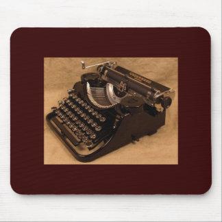 Vintage 1937 Underwood Typewriter Mousepad