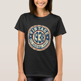 Vintage 1938 All Original Parts T-Shirt