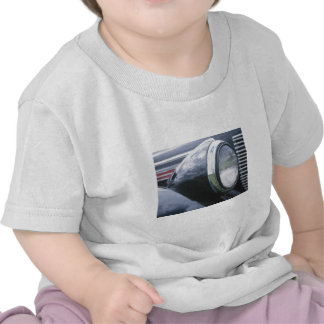 Vintage 1938 Classic Car Grill Photograph Shirts